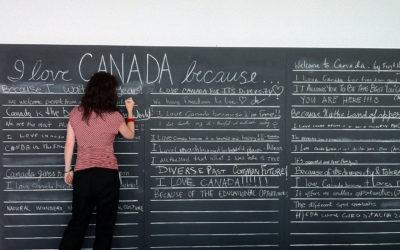 "News – ""I Love Canada"""