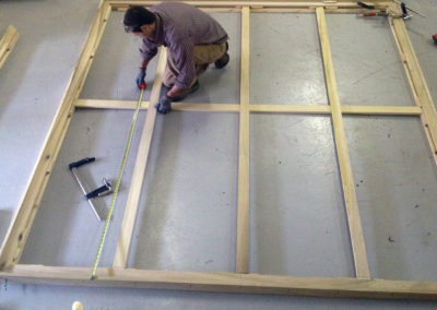 Supersized Framing